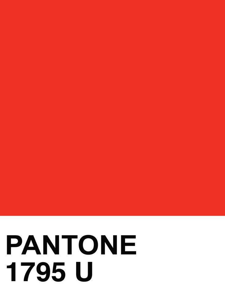 Pantone Red                                                                                                                                                     Mehr