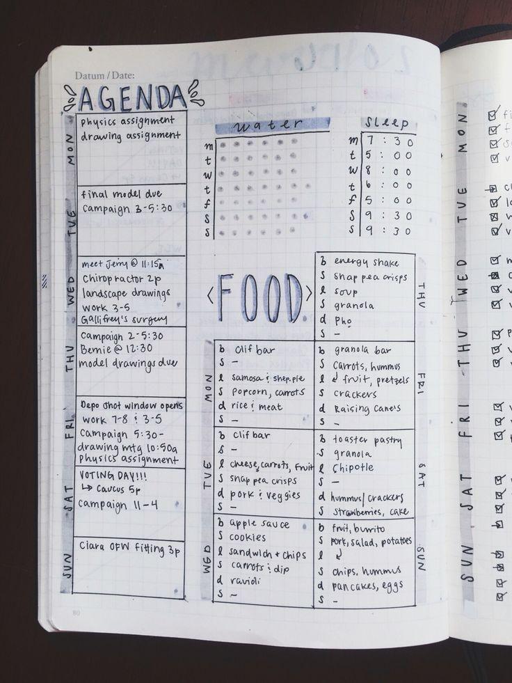 Calendar Bullet Journal Ideas : Bullet journal ideas pinterest