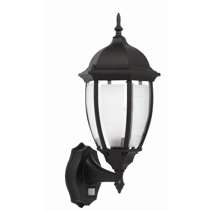 Find Brilliant 60W Cambridge Black Exterior Wall Light with Sensor at Bunnings Warehouse. Visit your local store for the widest range of lighting & electrical products.