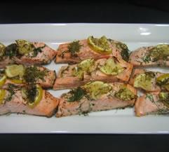 Akaroa Salmon from The Mediterranean Market, Queenstown, NZ www.mediterranean.co.nz