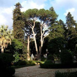 Villa Comunale CARLO RUGGERO - Cittanova (Reggio Calabria)