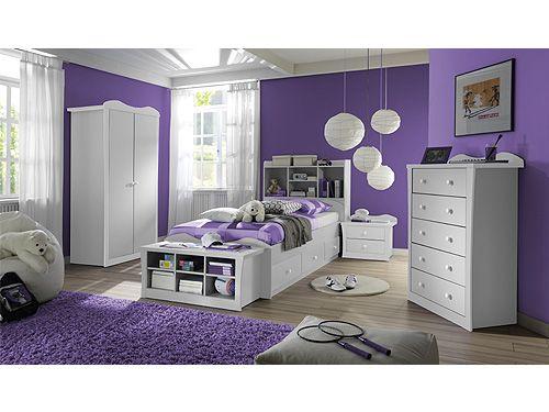 sanviro | lila schlafzimmer komplett, Schlafzimmer design