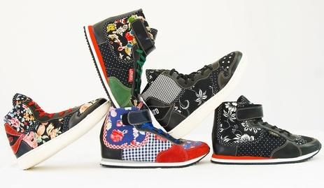 Buenos Aires y diseño: Zapatillas PURO por andreaul