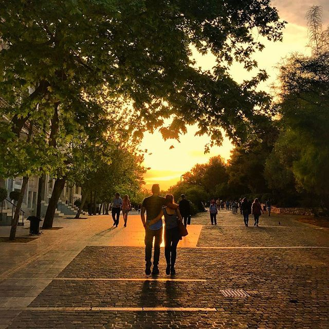 Athens ... Πεζόδρομος Διονυσίου Αρεοπαγίτου
