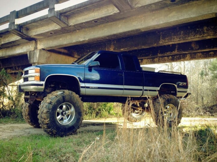 Idda never sold my z71 if it woulda looked like this !
