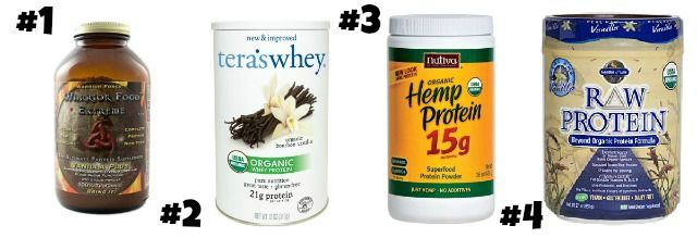 The Healthiest Protein Powders On the Market on http://foodbabe.com