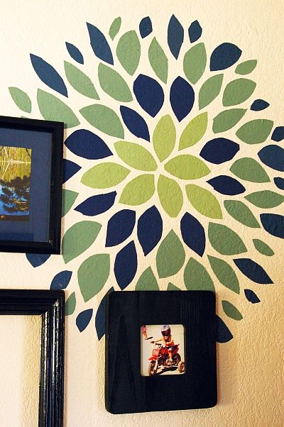 Brassy Apple: Home decor - Fabric wall art