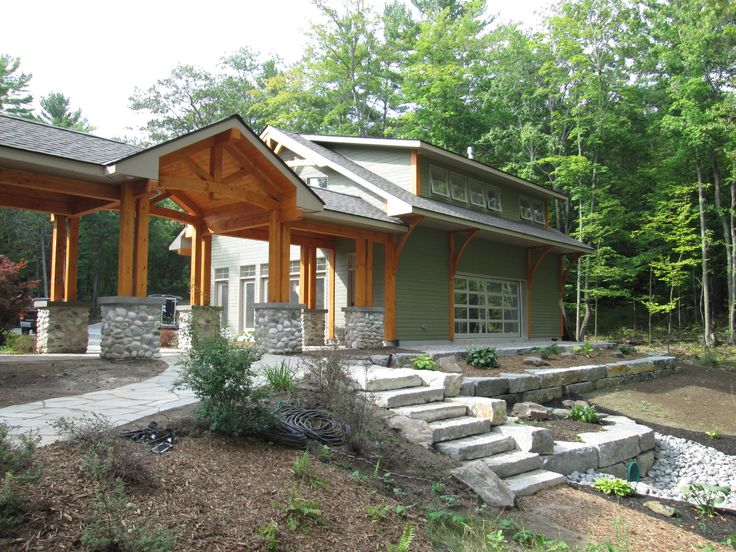 24 best breezeway images on pinterest driveway ideas for Breezeway house