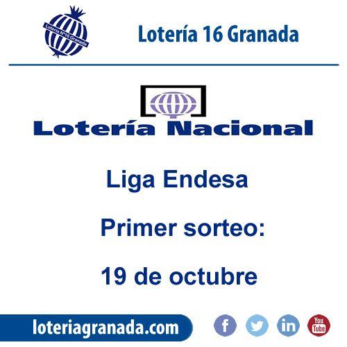 Si te gusta el baloncesto ya puedes comprar para cada jueves décimos con el escudo de los equipos de la Liga Endesa!!