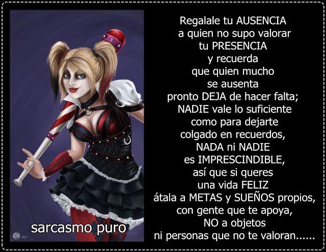 433 best images about se or sarcasmo on pinterest ja ja for Harley quinn quien es
