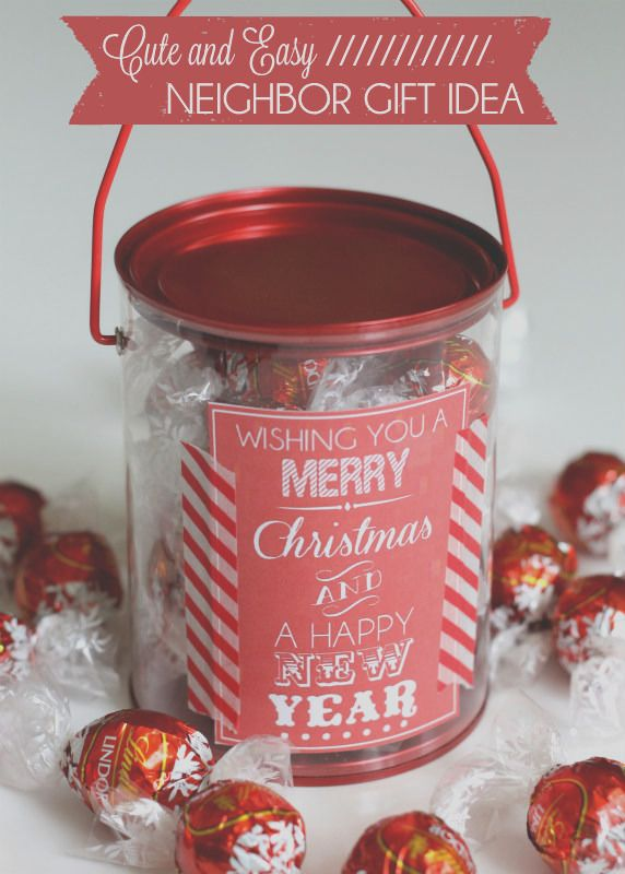 24 Diy Christmas Gift Ideas For Friends And Neighbors In 2020 Easy Christmas Gifts Neighbor Christmas Gifts Inexpensive Christmas