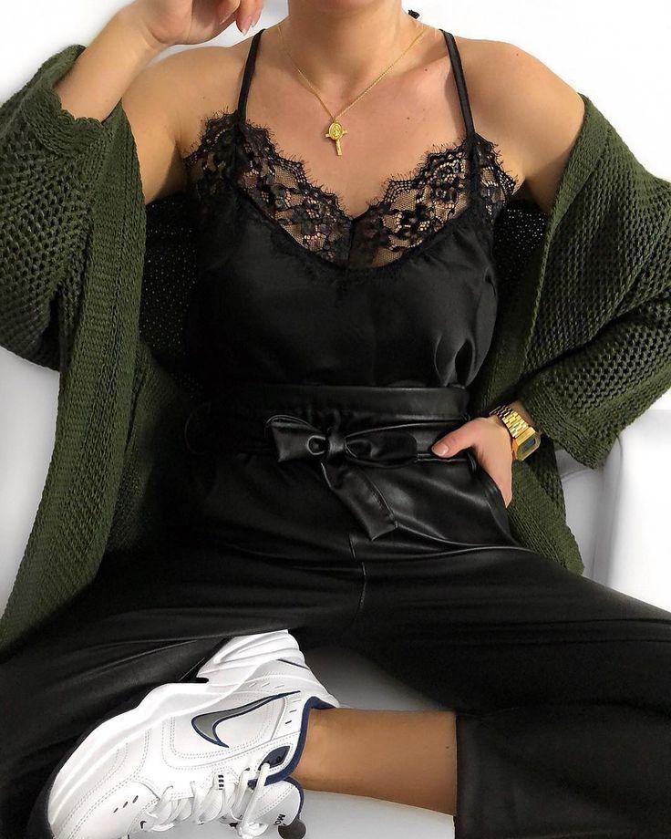Welches Outfit würden Sie Ihrer Einkaufsliste hinzufügen? Kredit Lizzymclovin