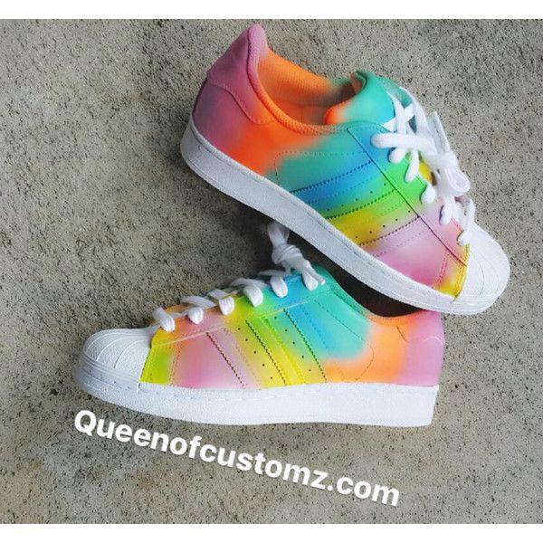 Unicorn Custom Adidas Superstar ($85