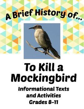 how to kill a mockingbird brief summary
