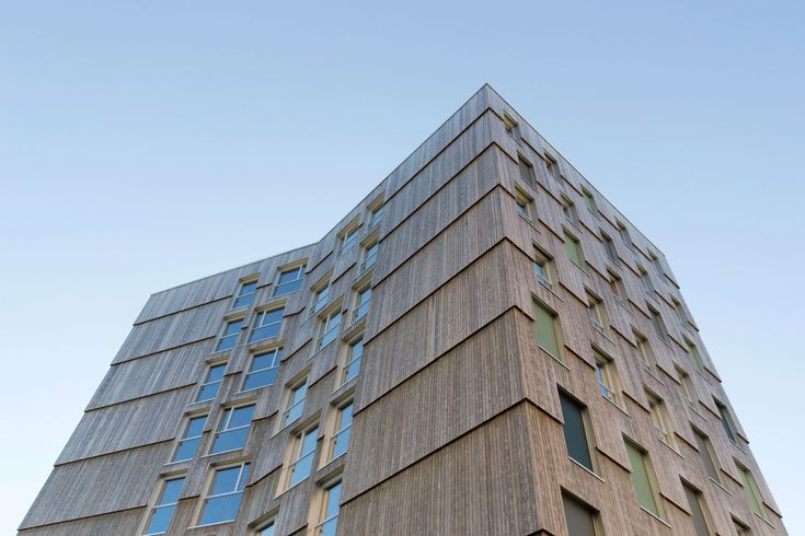Moholt Student Towers; MDH Arkitekter