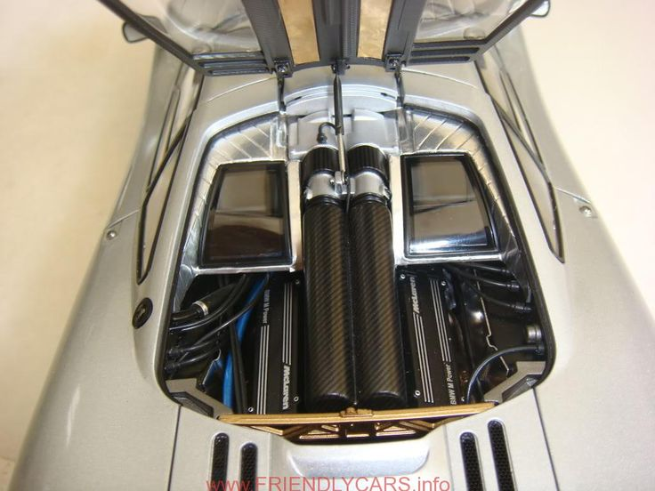 awesome mclaren f1 bmw engine image hd AUTOART SIGNATURE MCLAREN F1 in Magnesium Silver in 1 18 Scale