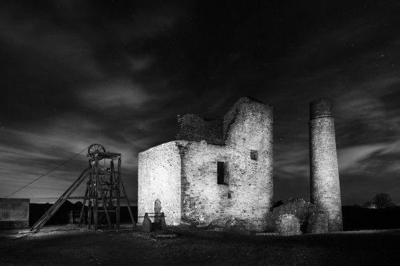 Day 76/365: Josh Kemp Smith-Illuminating Forgotten Heritage #folk #hauntology #wyrd #albion #landscape #pastoral #hauntological #folklore #ruin #derelict