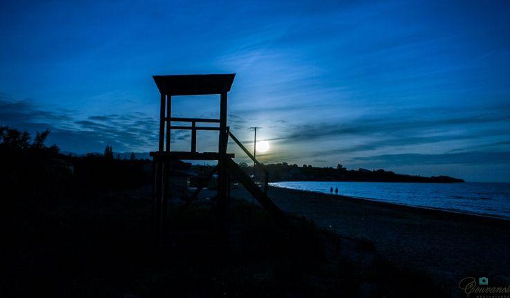 Tsilivi beach, sunset. Zante island Greece!