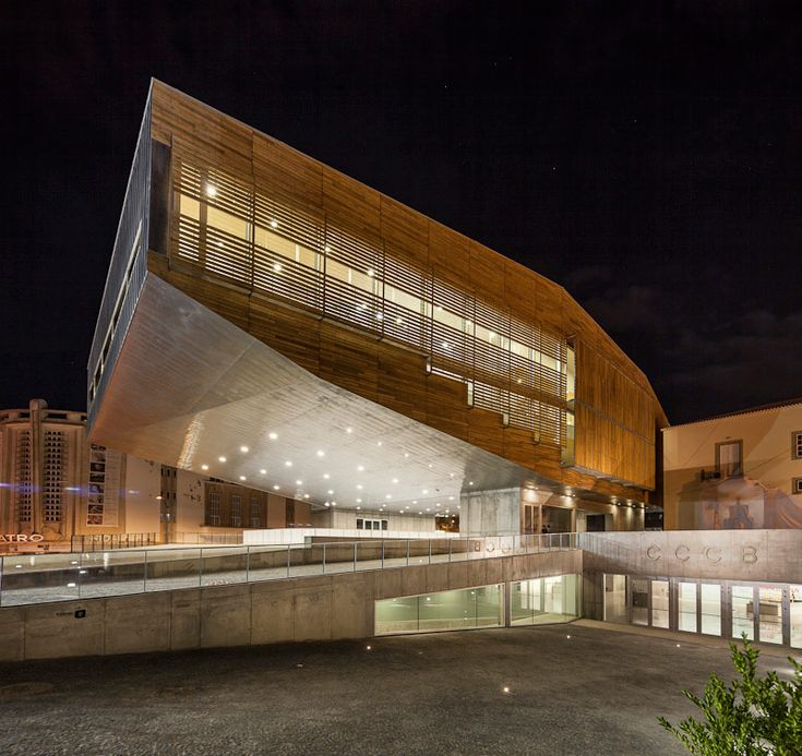 Cultural Center in Castelo Branco / mateoarquitectura