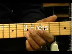 How To Play An Electric Guitar Solo Without Even THINKING About Scales #1 A Minor - YouTube