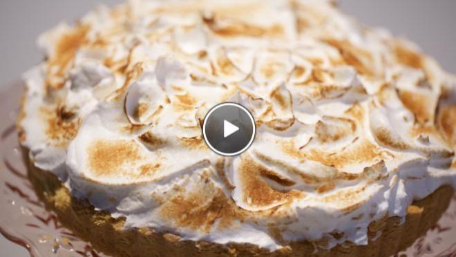 Brazilian lime pie - Rudolph's Bakery | 24Kitchen