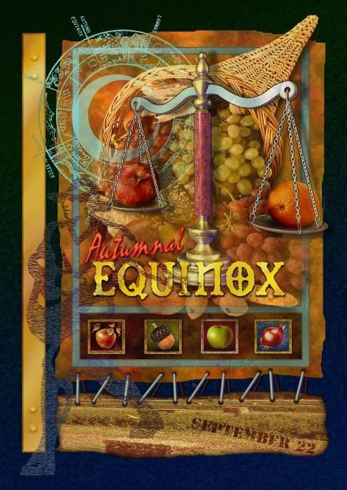 Autumn Equinox ~ Sept 22nd