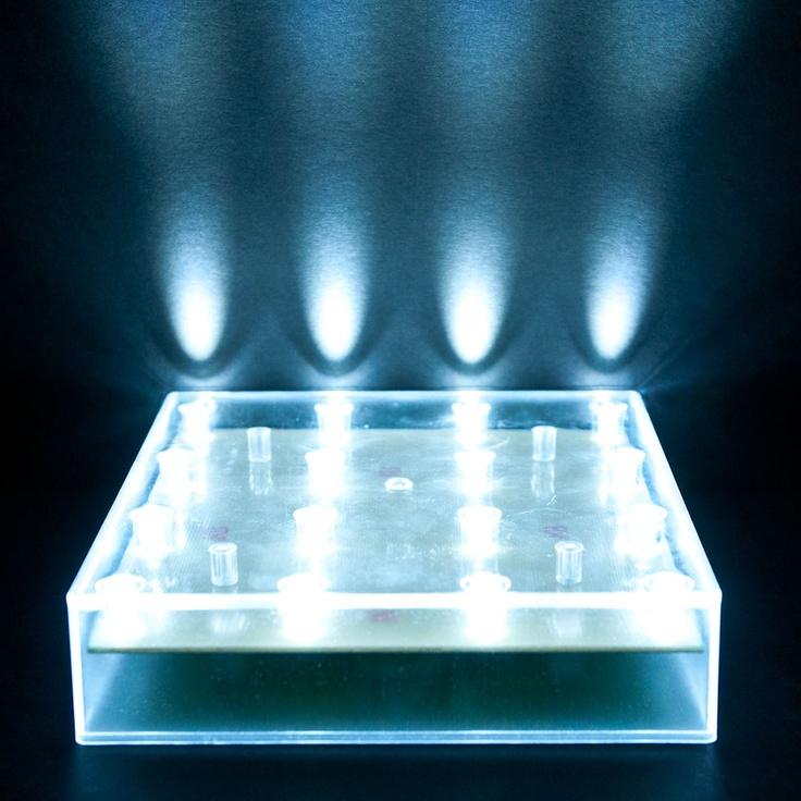 Ideas about led centerpieces on pinterest