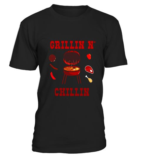 "# Grillin N Chillin Summer Barbeque  Grilling Lover T Shirt .  Special Offer, not available in shops      Comes in a variety of styles and colours      Buy yours now before it is too late!      Secured payment via Visa / Mastercard / Amex / PayPal      How to place an order            Choose the model from the drop-down menu      Click on ""Buy it now""      Choose the size and the quantity      Add your delivery address and bank details      And that's it!      Tags: If you love to hang out…"