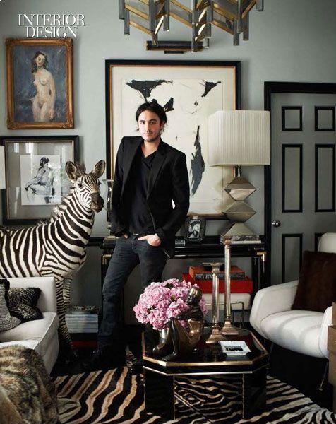 Interior Designer Ryan Korban