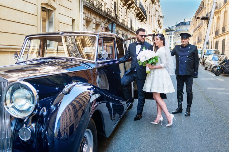 My Dream Intimate Wedding In Paris