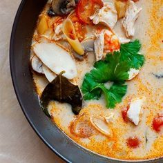 Том ям кунг рецепт – тайская кухня: супы. «Афиша-Еда»