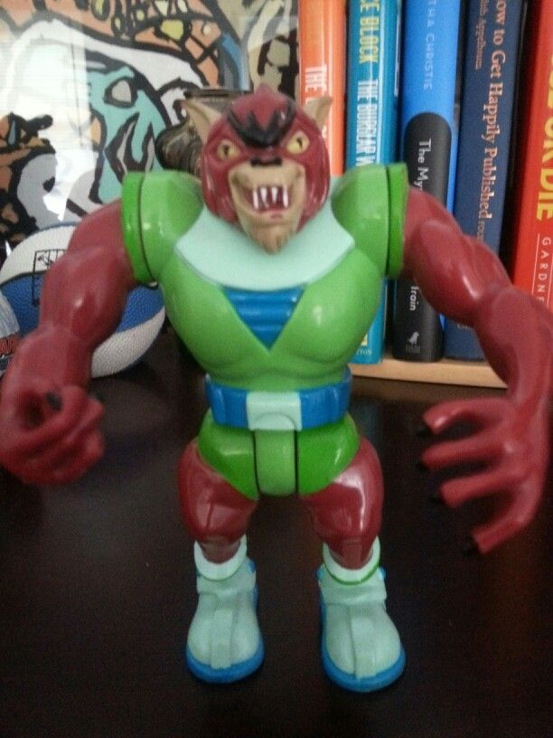 Fangster (Filmation's Ghostbusters)