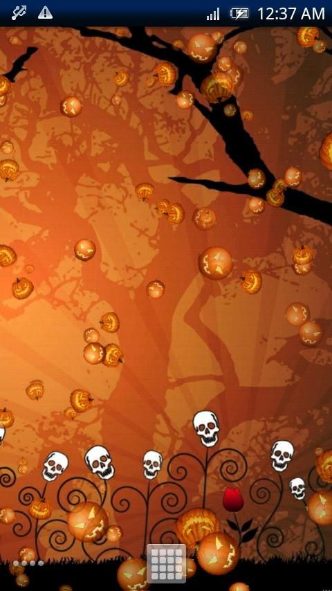 Halloween Live Wallpaper | Android Live Wallpaper Gallery
