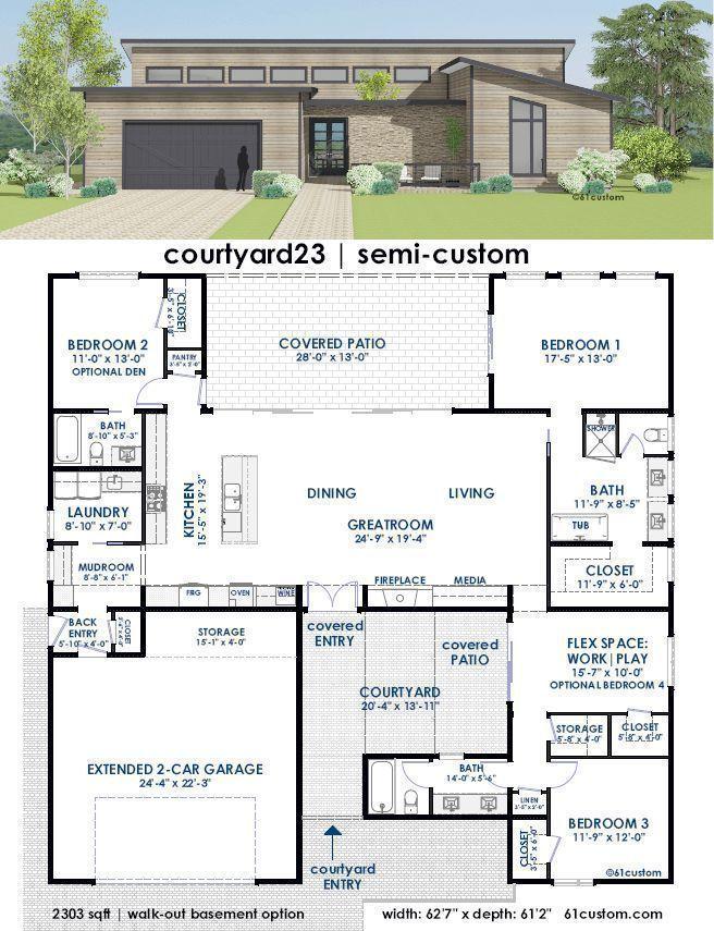 Custom House Pläne #Badezimmer #Büromöbel #Couchtisch #Deko Ideen  #Gartenmöbel #Kinderzimmer