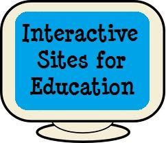 Interactive Websites for your Promethean Board!!!