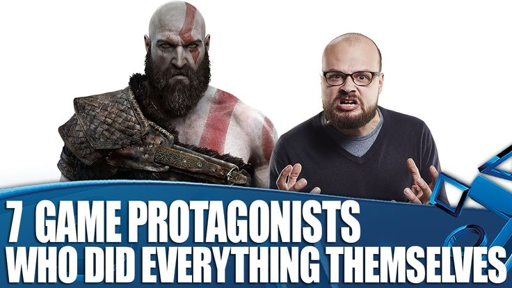 7 Videogame Protagonists Who'll Just Do Everything Themselves Then, Fine
