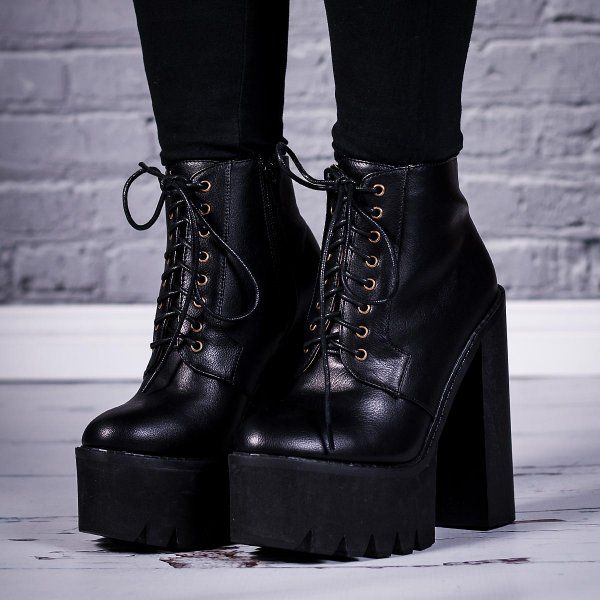 1000  ideas about Chunky Boots on Pinterest | Made in chelsea ...