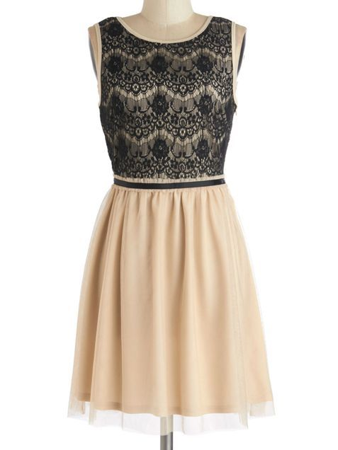 For those of us who love looking like a fair tale princess this dress is for you. Heels rock with it.