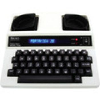 TTY/TDD Text Telephone Without Printer - Accepts Either Round Or Square Handsets - Includes AC Power Adapter - FCC Complaint