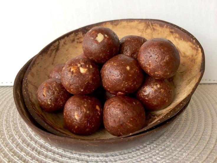 Choc Nut Bliss Balls