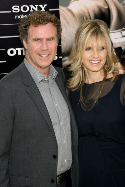 Will Ferrell Wife | Will Ferrell and Viveca Paulin Pictures: Will Ferrell and wife Viveca ...