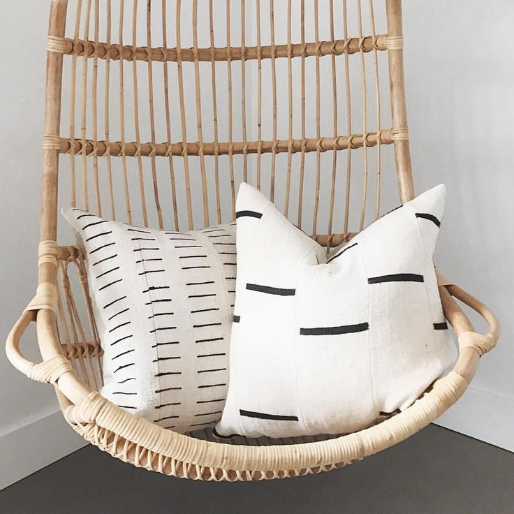Mud Cloth Pillows | Loom Goods