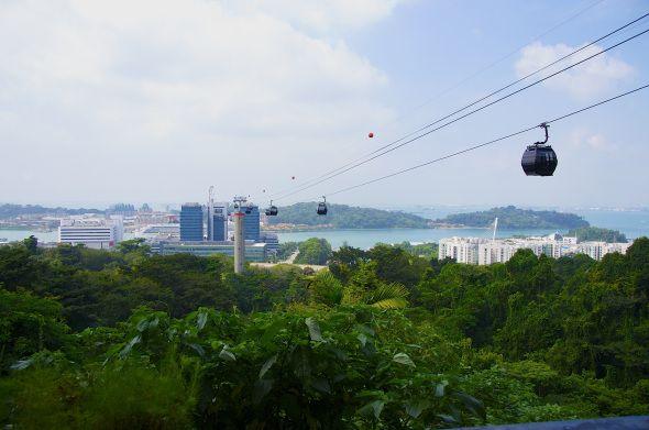 Alexandra Board Walk - Mt Faber Cable Car #MtFaber #CableCar #AlexandraBoardWalk #Singapore