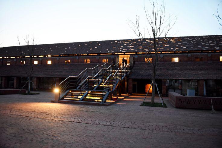 Gallery of Zhujiadian Brick Kiln Museum / Land-Based Rationalism D-R-C - 12