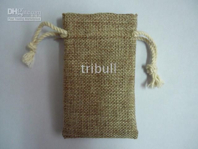 Cheap Pouch Bag - Wholesale Jute Jewellery Pouch Bag for Wedding Gifts Online with $0.46/Piece | DHgate