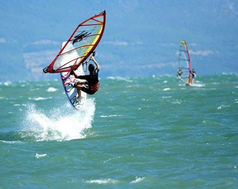 "For water sports enthusiasts in Vassiliki check ""Human Sports"""
