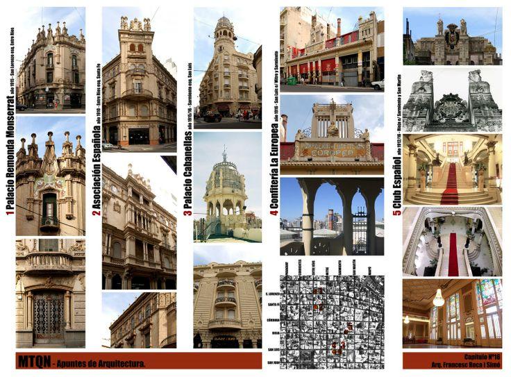 52 best images about art nouveau on pinterest door for Arquitectura rosario