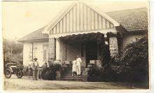 Antiga residência de Rodolpho Lahmeyer, Chácara das Rosas, onde ficou hospedado o presidente Floriano Peixoto quando se tratava com nossas águas minerais.