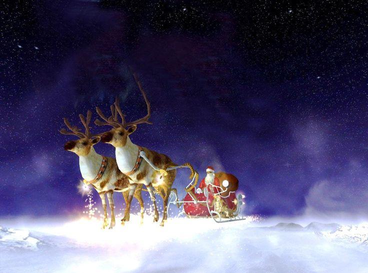 Animated Christmas Hd Wallpapers 3