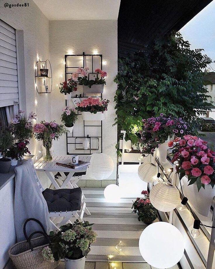 Pin op Balkon